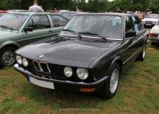 1983 BMW E28 520i Vorfacelift