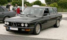 BMW E28 Facelift M5-Look