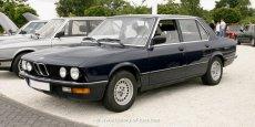 BMW E28 Facelift '528es'