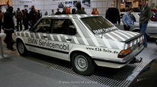 BMW E28 535i Facelift Service-Mobil