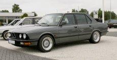 BMW E28 525i Facelift