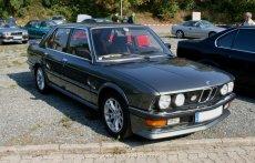 BMW E28 528i Facelift