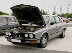 BMW E28 535i Facelift
