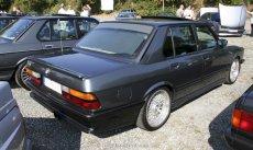 BMW E28 Facelift M-Spoiler tief sehr große Felgen