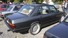 BMW E28 Facelift tiefer große Felgen