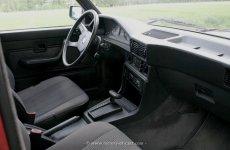 BMW E28 520iA Facelift