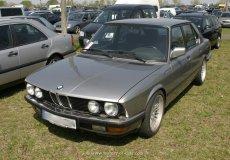 BMW E28 524td getunt